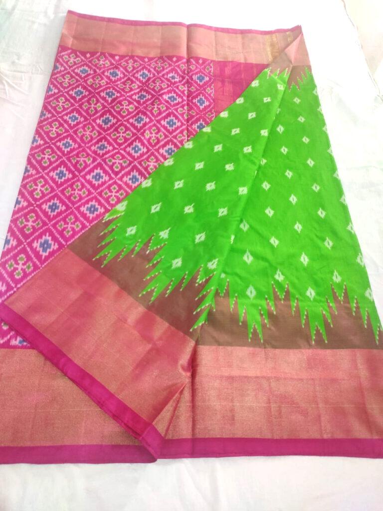 pochampally designer sarees